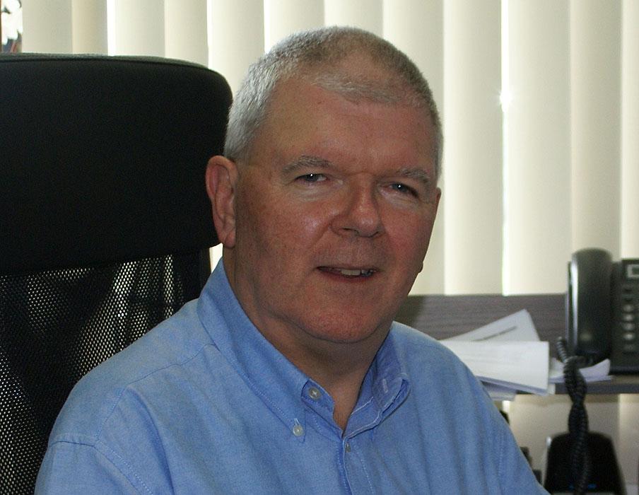 Dr Michael McGloin