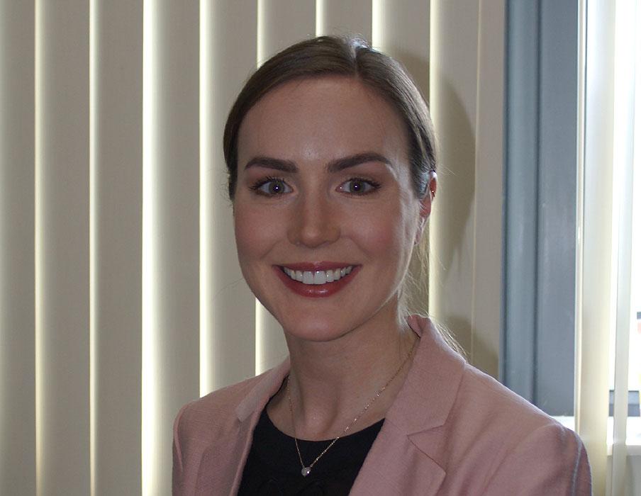 Dr Olga O'Driscoll