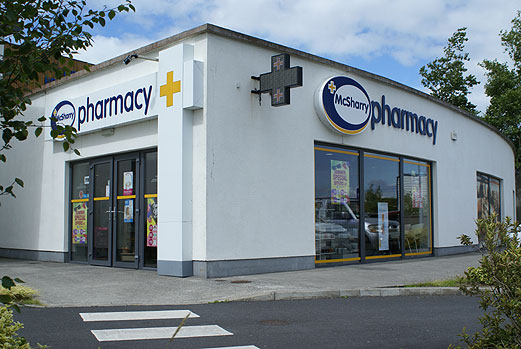 McSharrys Pharmacy at the Athenry Primary Care Centre
